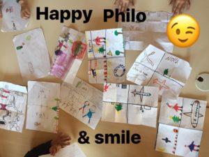 Happy Philo & Smile 16-10-2018