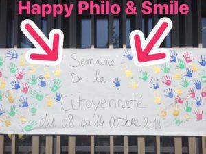 Happy Philo & Smile 9-10-2018