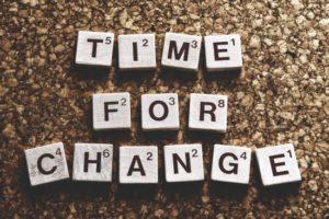 Read more about the article L'annonce de GRANDS CHANGEMENTS !